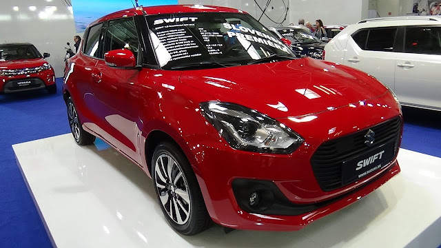 New Swift 2018