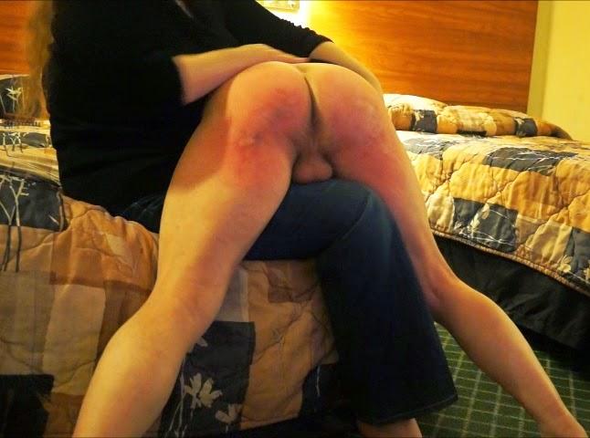 Fm a thorough hairbrush spanking - 1 2