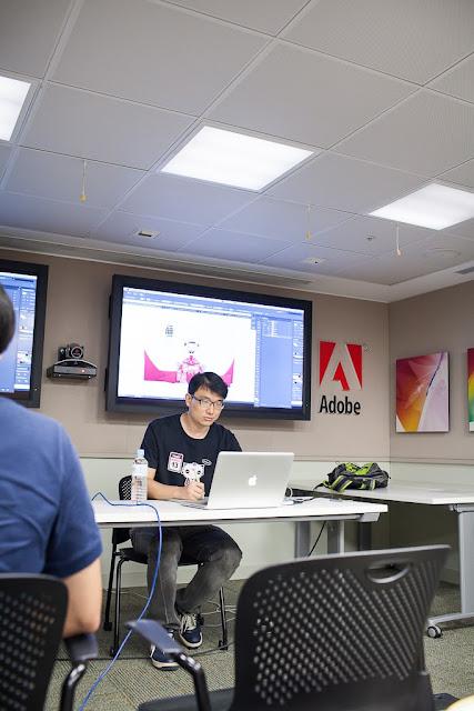 Adobe 台灣 CS6 部落客聚會 - 經驗分享