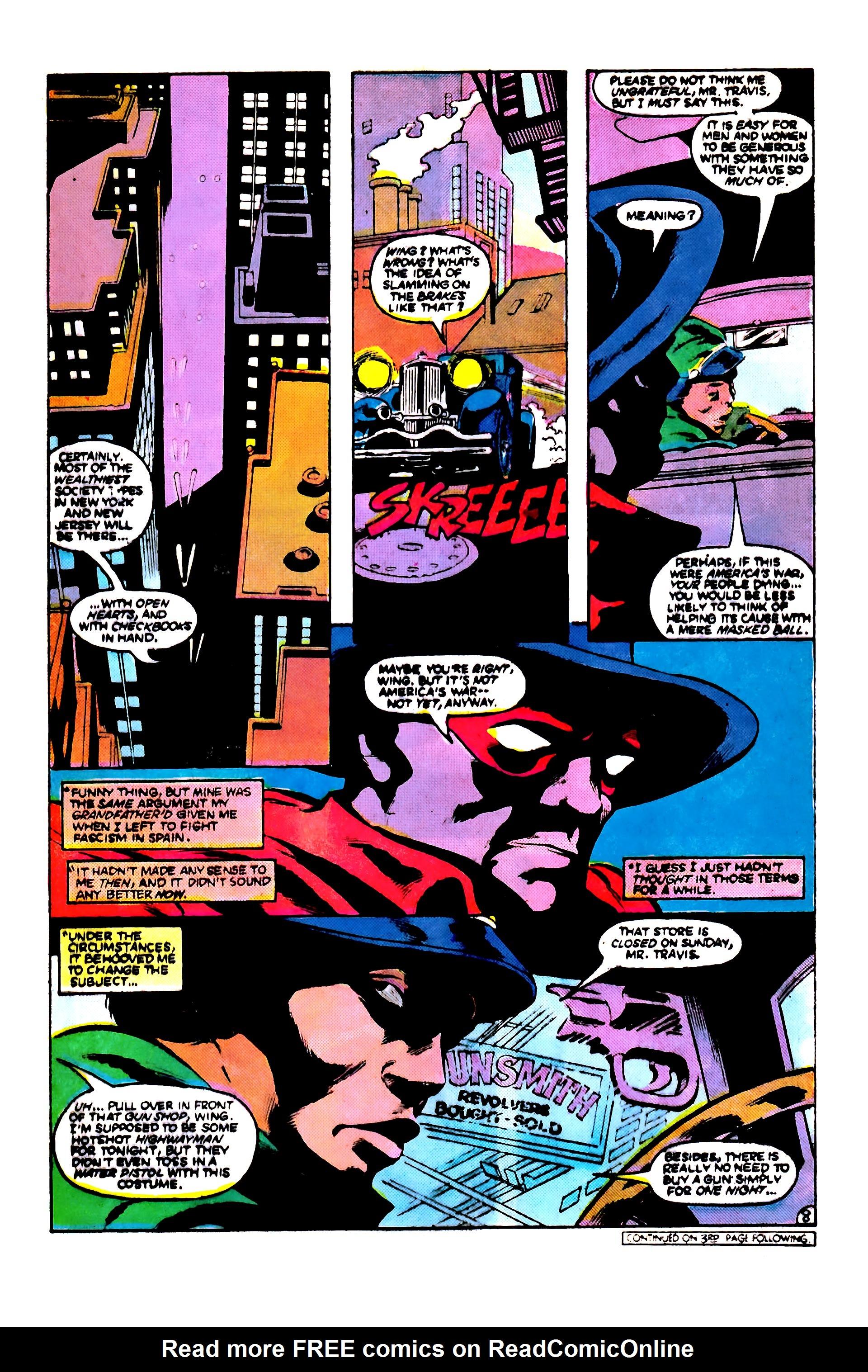 Read online Secret Origins (1986) comic -  Issue #5 - 12