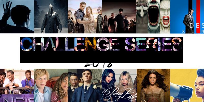 programme challenge séries 2018