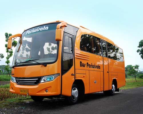 Rental Bus Pariwisata seat 35