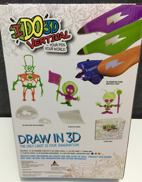 Draw in 3D