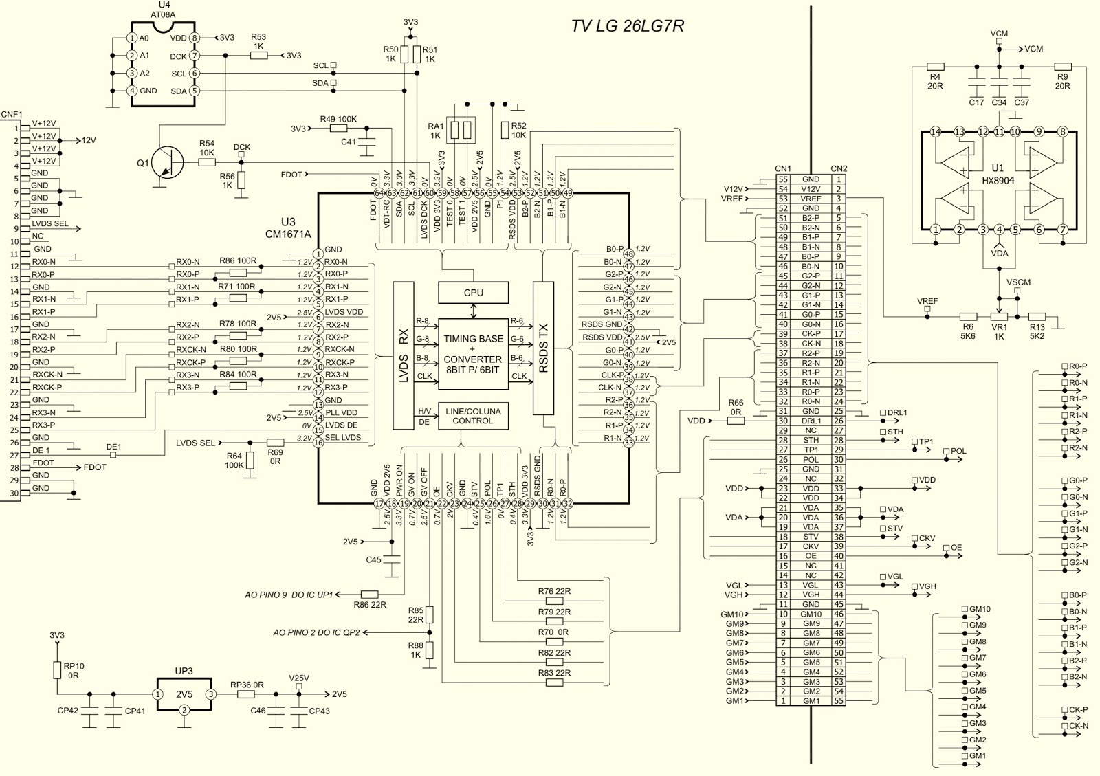 medium resolution of b l inverter schematic