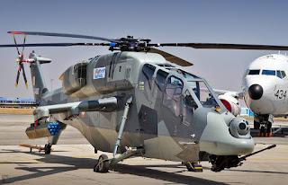 Helikopter Serang HAL LCH