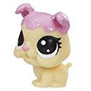 Littlest Pet Shop Series 2 Teensie Special Collection Buttercream Bullton (#2-31) Pet