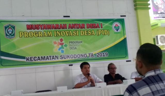 Musyawarah Antar Desa Program Inovasi Desa