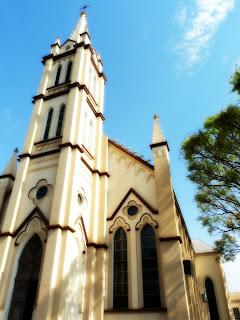 Igreja da Natividade: igreja católica de Ijuí