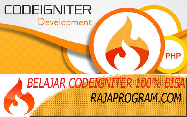 https://www.rajaprogram.com/2018/08/tutorial-codeigniter.html