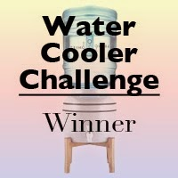 Wacky Water Cooler Colour Challenge