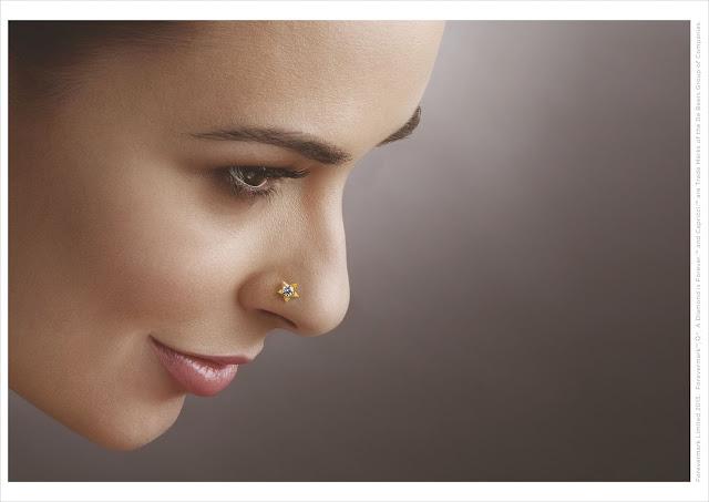 Forevermark Capricci, The Nose Pin Collection