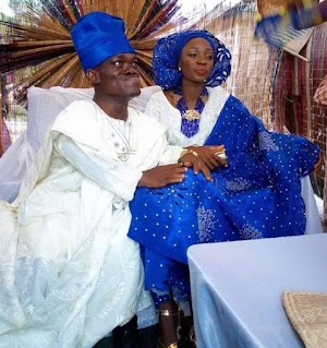 Dwarf RCCG Pastor Dele Taiwo Tied The Knot With  His Sweetheart ( see pics)