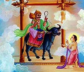 Nachiketa and Yamraj Katha in Hindi