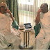 Orji Uzor Kalu And IBB Together In His Minna Mansion Over 2019 Presidential Elections