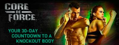 cardio MMA what is core de force