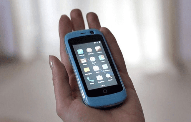 Smartphone Terkecil Di Dunia Dengan Jaringan 4g Lite Farhanview