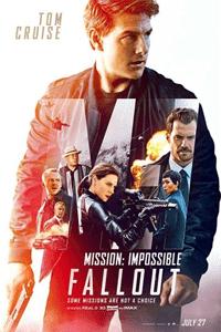 Mission: Impossible – Fallout (2018) Dual Audio [Hindi-English] 720p HDCAM