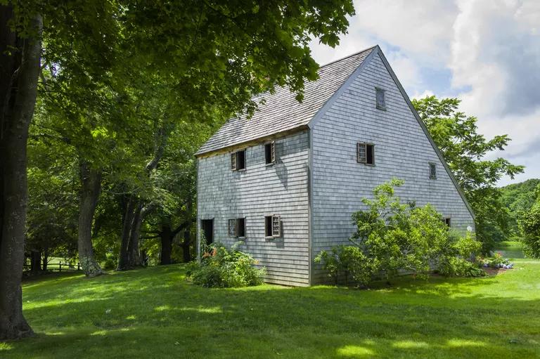 Tentang Arsitektur Kolonial New England