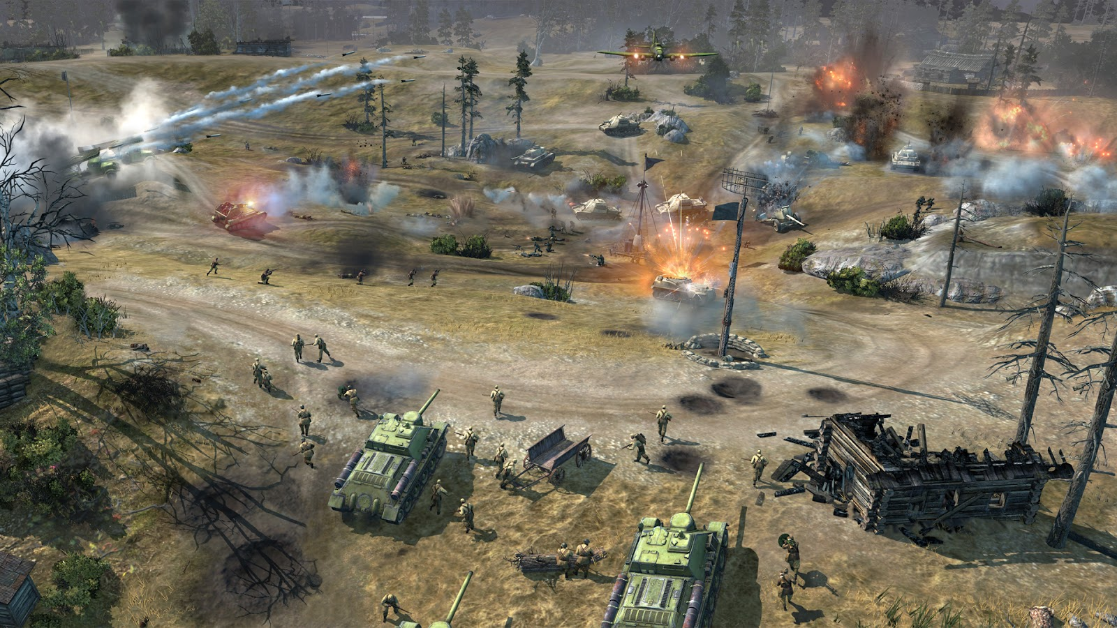 Case Blue Company Of Heroes 2 : Company of heroes 2 İnceleme urhoba