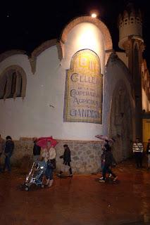 Celler Cooperatiu de Gandesa.