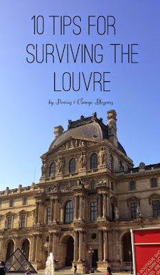 Guide to surviving the Louvre
