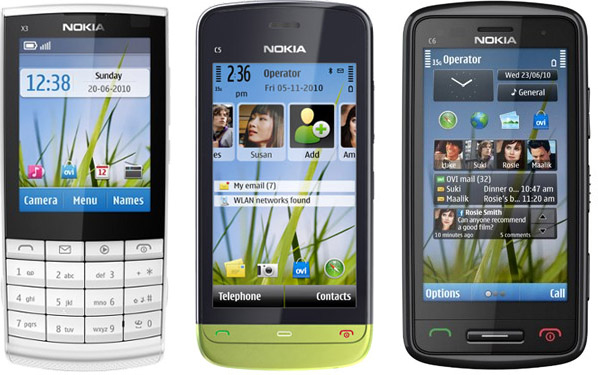 Nokia Mobile Phone Price List For September 2011 ~ Hackers333