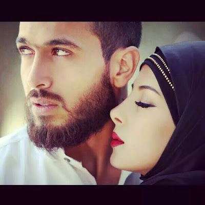 muslim love couple wallpapers