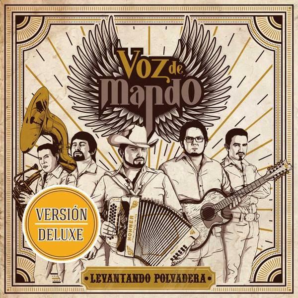 Voz De Mando - Levantando Polvadera (Disco 2014)