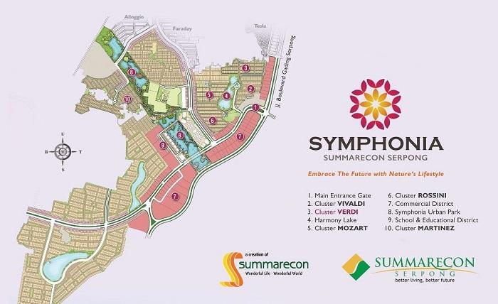 Verdi Symphonia Summarecon Serpong