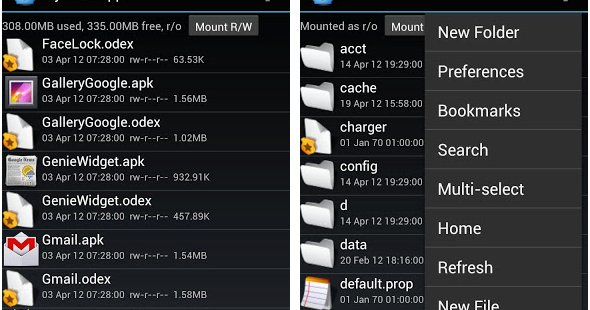 Download Root Explorer 2 21 1 APK (4Shared)