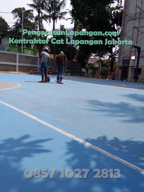 Lapangan Basket Mini
