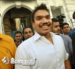 Namal Rajapaksa released on bail