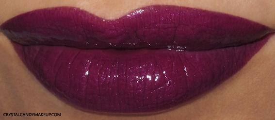 NARS Steven Klein Killer Shine Provoke Lipgloss Swatch