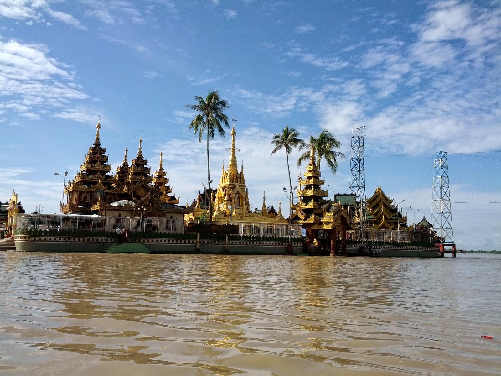ผลการค้นหารูปภาพสำหรับ Kyaik Hwaw Wun Pagoda