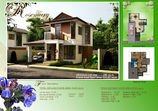 Amiya Resort Residences Rosemary House Model