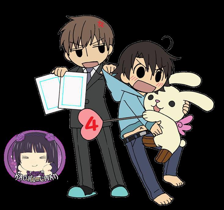 render Chiaki & Tori