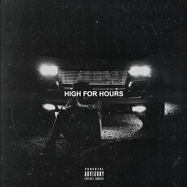 J. Cole - High For Hours - Single Cover