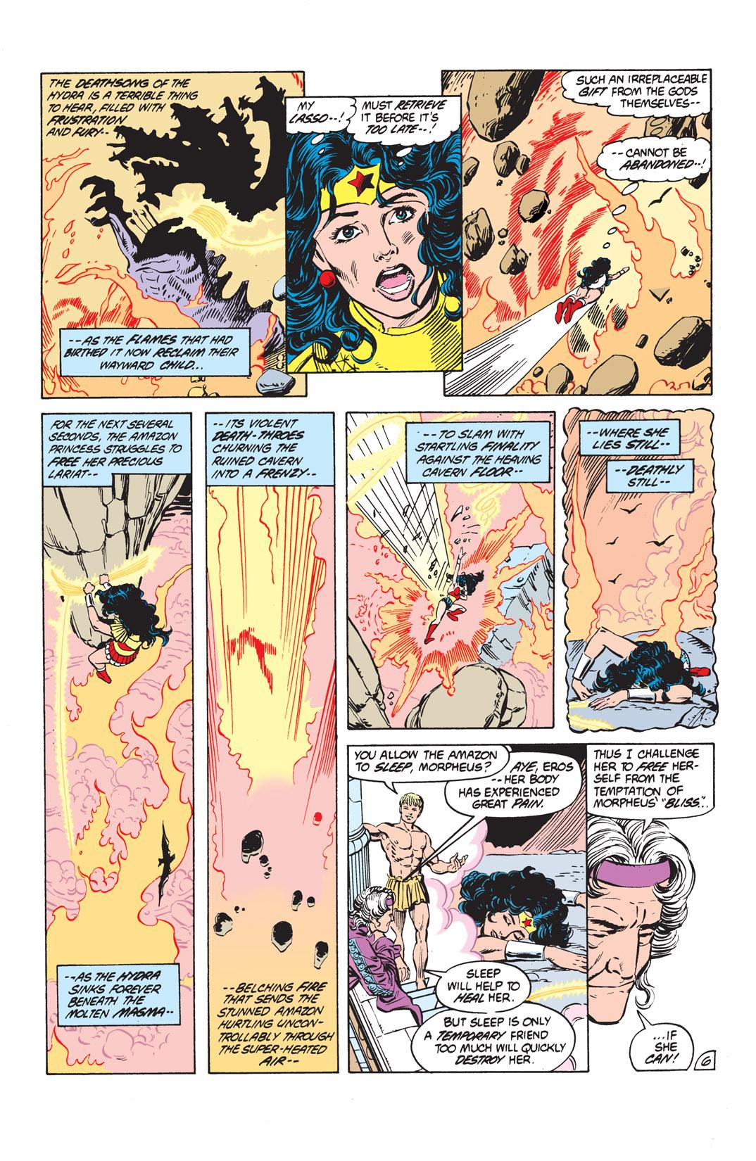 Read online Wonder Woman (1987) comic -  Issue #11 - 6