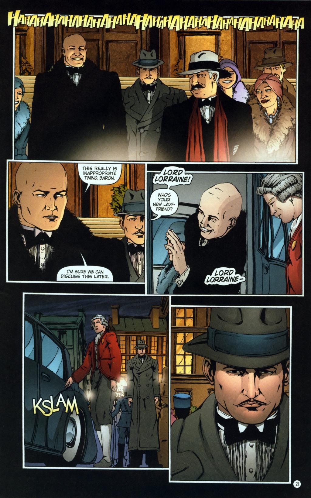 Read online Rex Mundi comic -  Issue #8 - 25