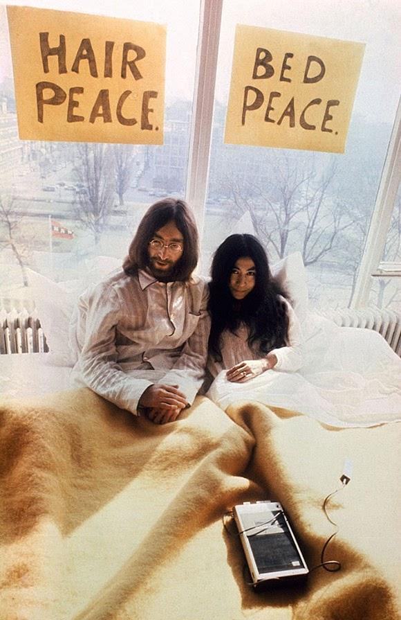 Le Reine Elizabeth réinvente la suite 1742 de John Lennon et Yoko Ono