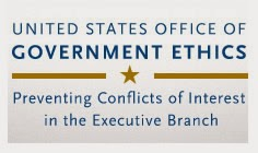 U.S. Office of Goverment Ethics - Preventing Conflicts of Interest in the Executive Branch