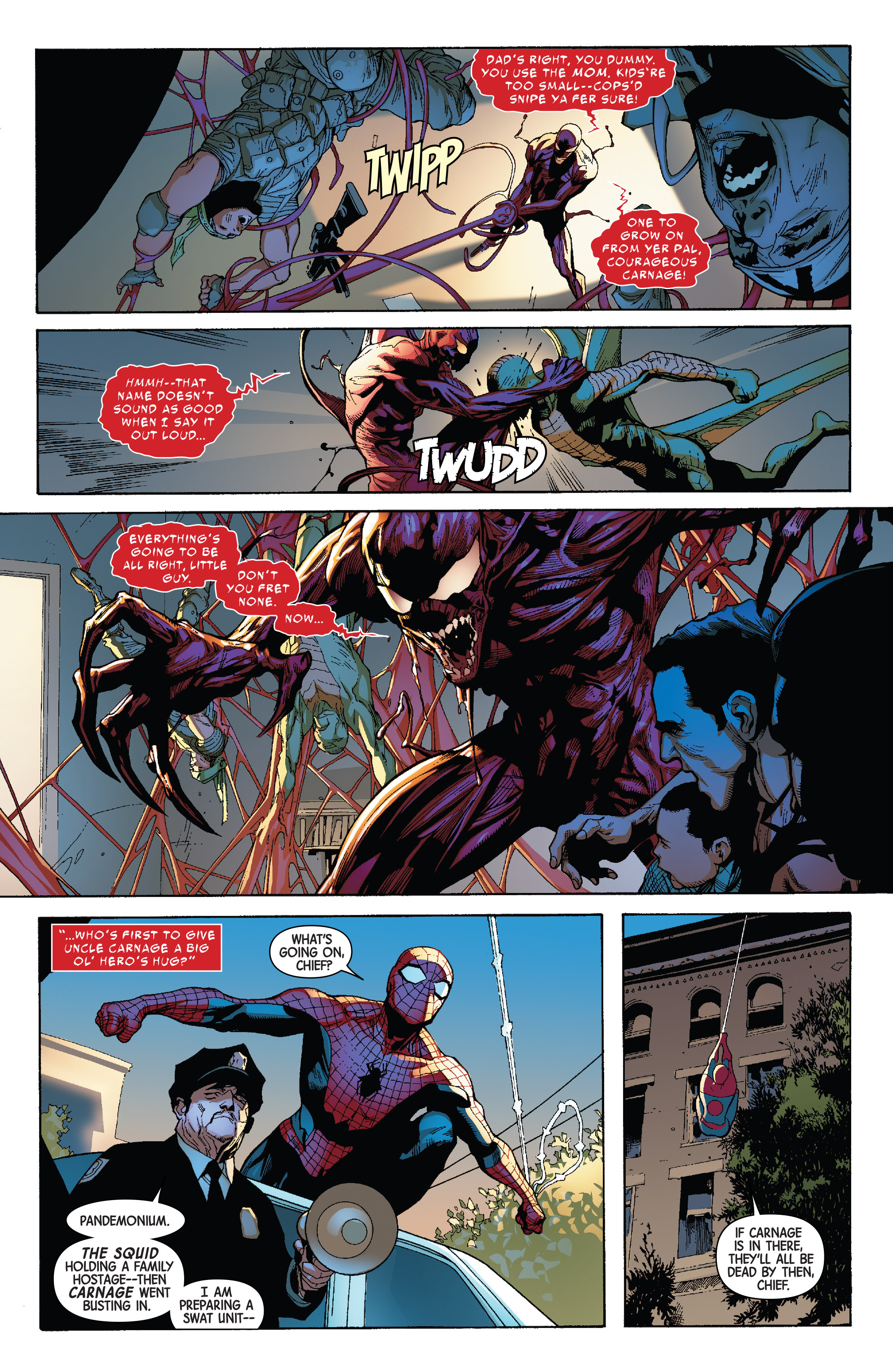 Read online Avengers & X-Men: AXIS comic -  Issue #4 - 11