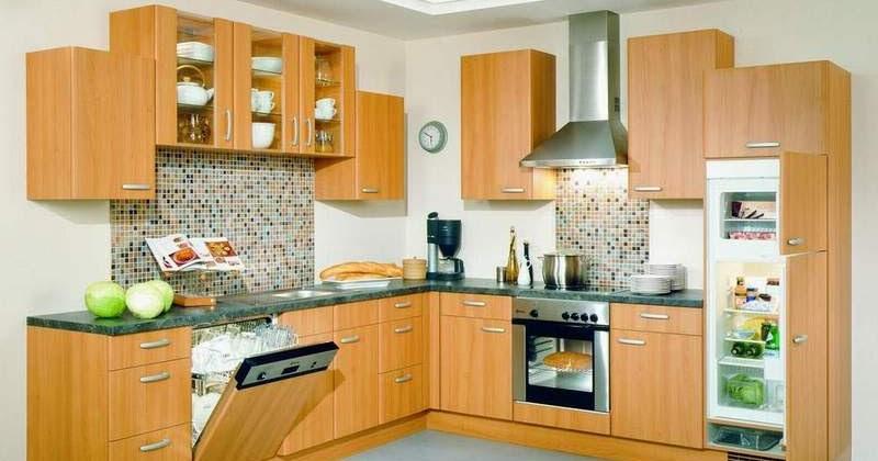 amenagement petite cuisine id es d co pour maison moderne. Black Bedroom Furniture Sets. Home Design Ideas