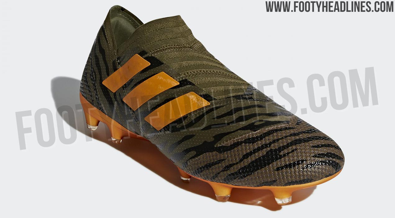 sports shoes a09ad 36150 Discount Lone Hunter Adidas Nemeziz 17+ 360Agility Boots Released