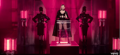 Taylor Swift Look what you made me do Dominatrix