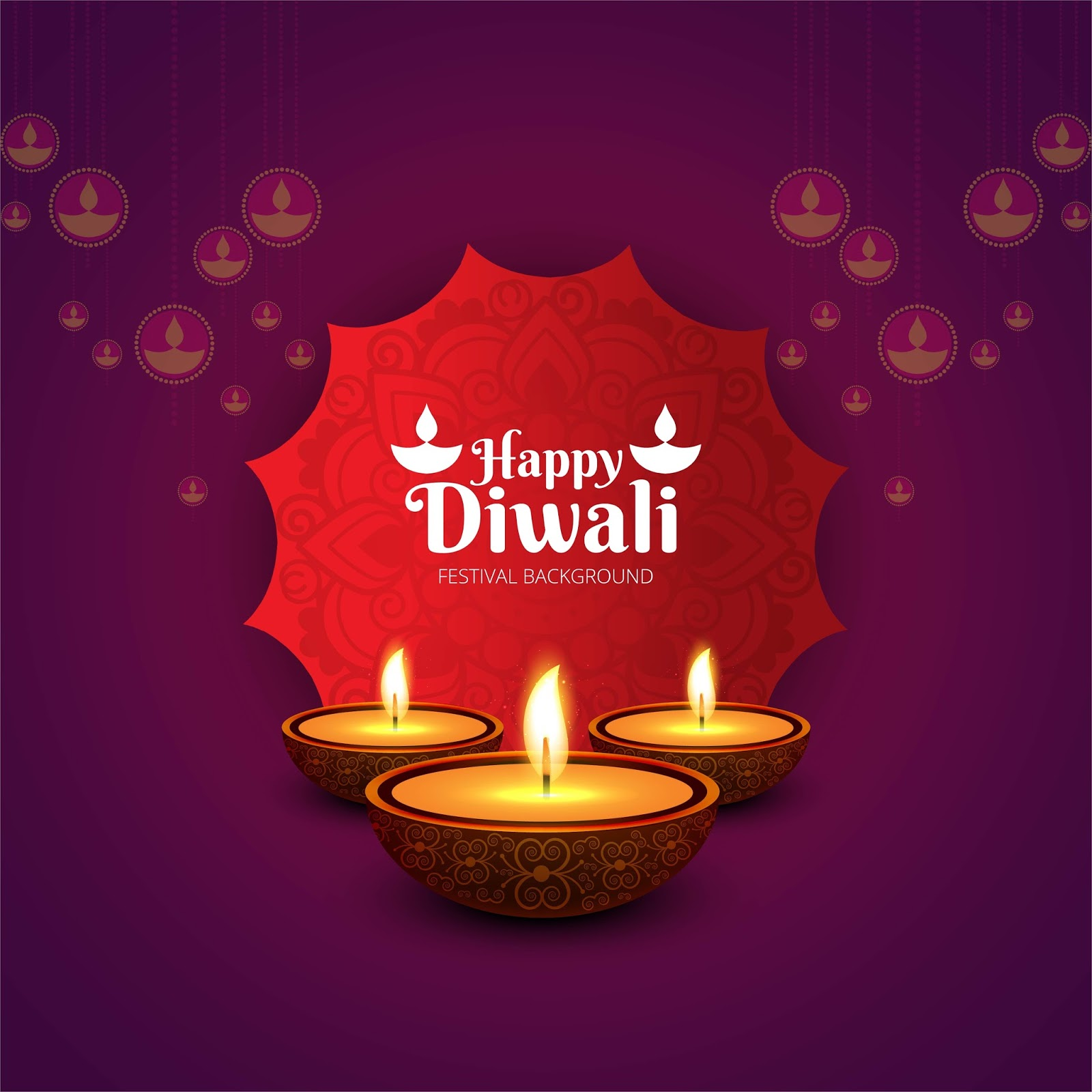 47 beautiful diwali greeting cards and happy diwali wishes beautiful diwali greeting cards with diyas kristyandbryce Image collections