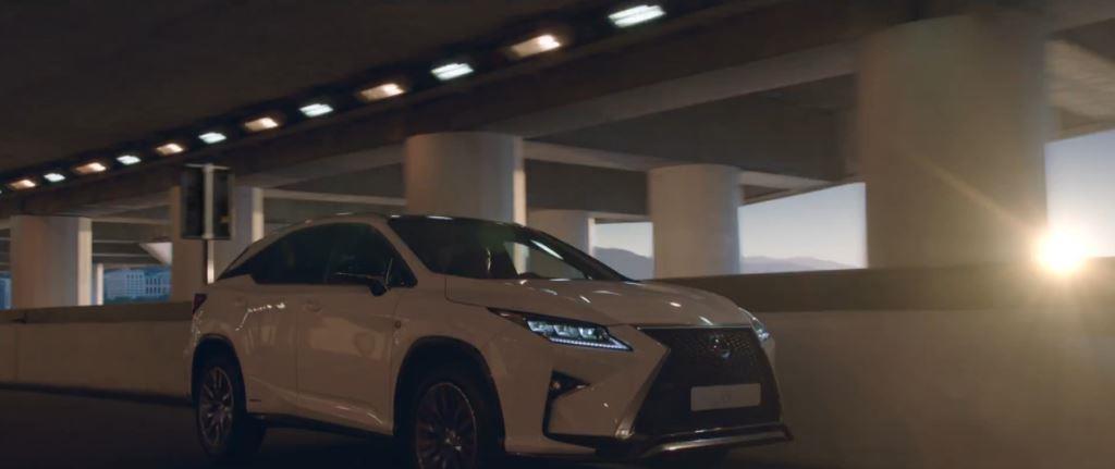 attore lexus hybrid spot pubblicita 2016 testimonial