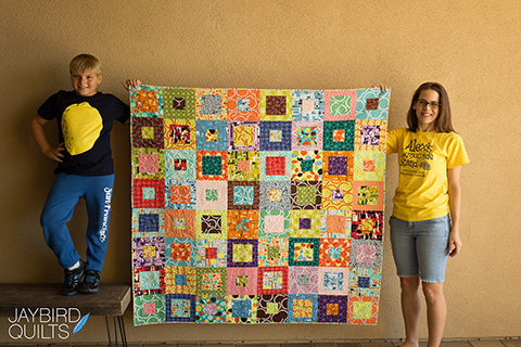 A Preview of My Quilt Auction to Benefit Alex's Lemonade Stand ... : skip the borders quilt book - Adamdwight.com