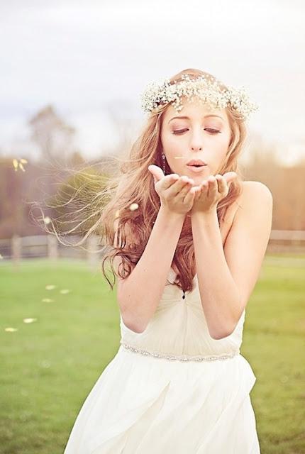 penteado de noiva perfeito cabelo solto