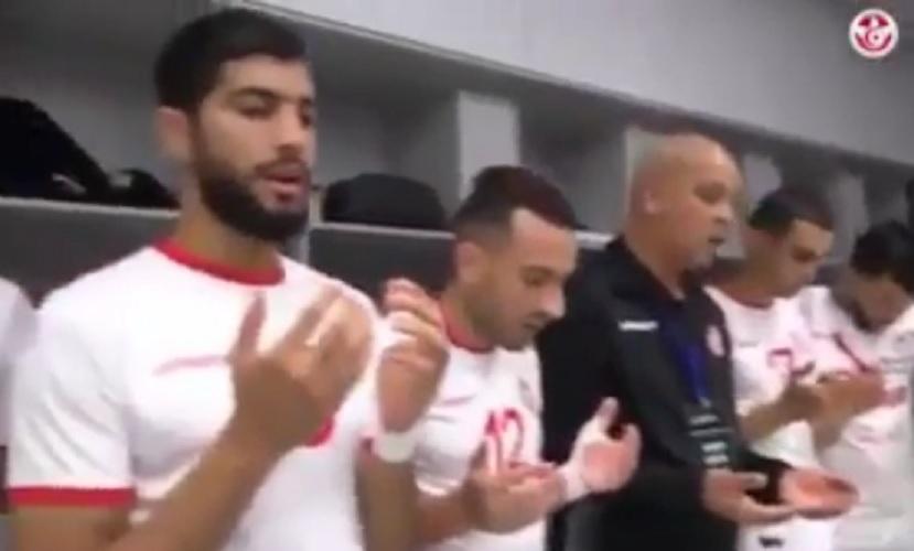 Doa Timnas Tunisia